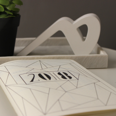A Look Into My Bullet Journal Setup for 2018 | thesewis.me