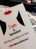 Tedx Muscat Women – My Life, My Choice